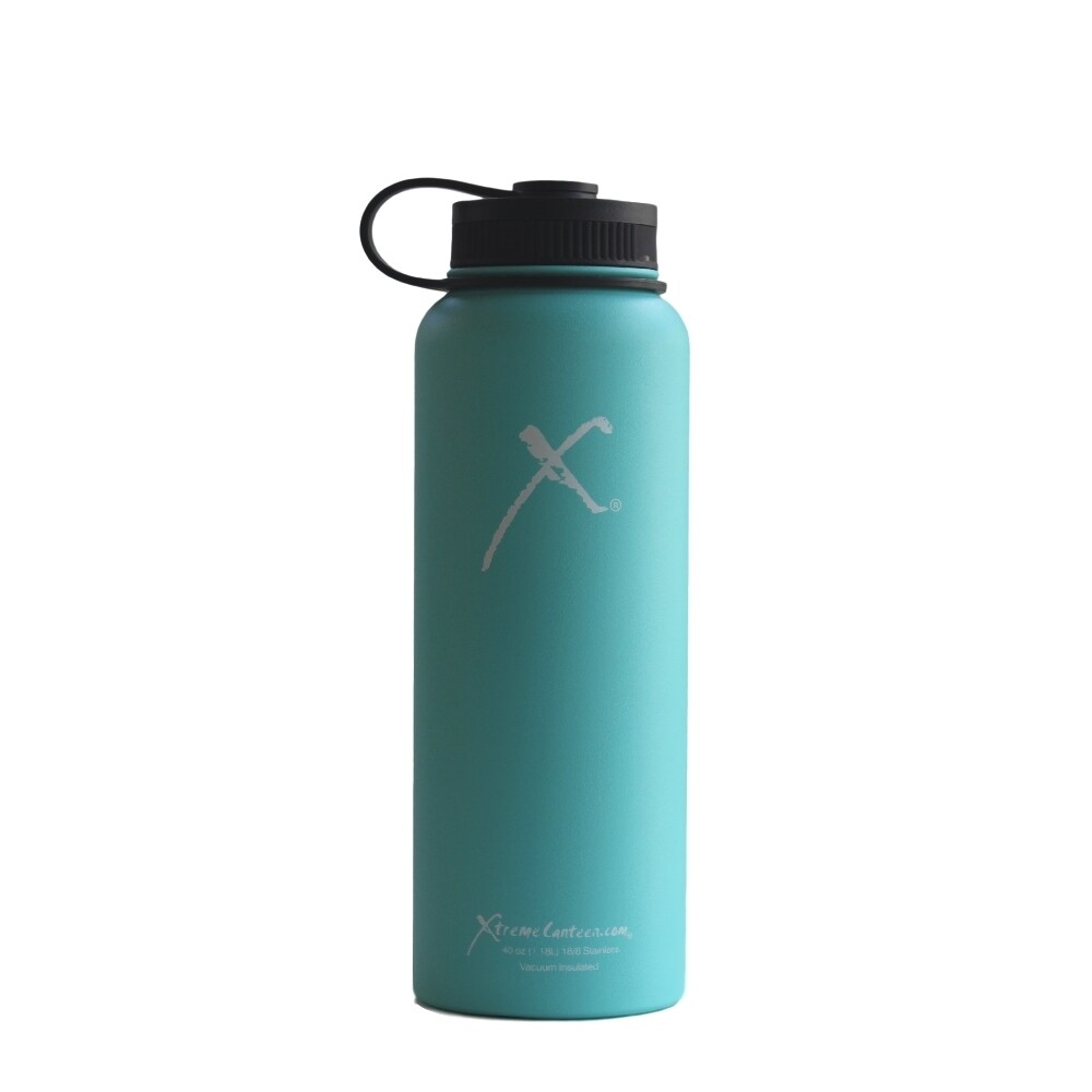 Xtreme Canteen 40-ounce Double Wall, Vacuum Insulated, 18...