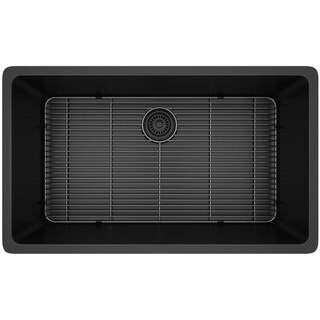 Customer Ratings  sc 1 st  Overstock.com & Buy Black Stainless Steel Kitchen Sinks Online at Overstock | Our ...