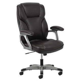 Clay Alder Home Ebey Leather Office Chair (2 options available)
