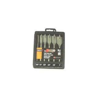 Mibro 476940 6 Piece The Whizzz Spade Wood Bit Set