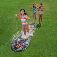 3D Action Hopscotch Sprinkler Mat