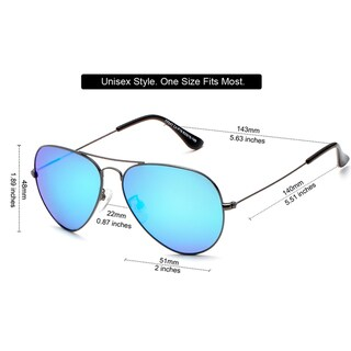 polarized mirrored aviator sunglasses  polarized mirrored aviator sunglasses 2017