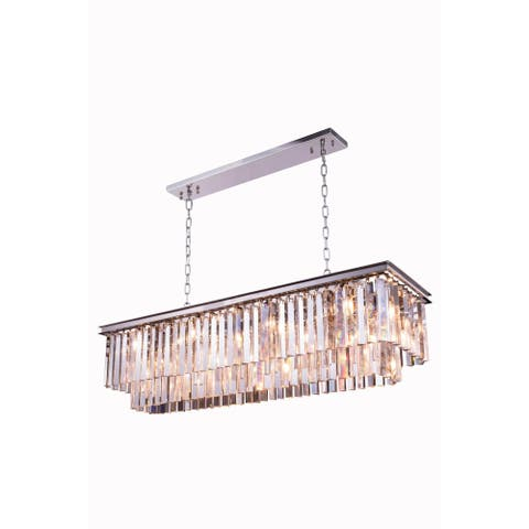 Bombay? Perth Collection Grand Crystal Pendant lamp