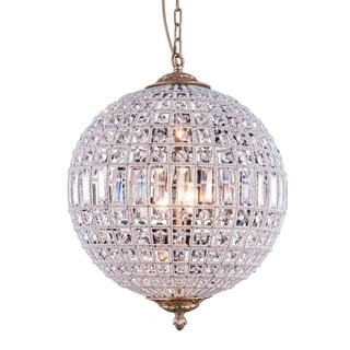 Bombay™ Winsted Collection Crystal Globe Pendant Lamp