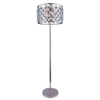 Bombay Allston Collection Crystal Trellis 72-inch Floor Lamp