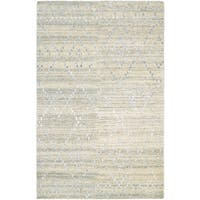 Algiers Kanpur Natural-Ivory Area Rug - 8' x 11'