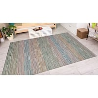 Vector Caswell Multi Indoor/Outdoor Area Rug - 7'10 x 10'9