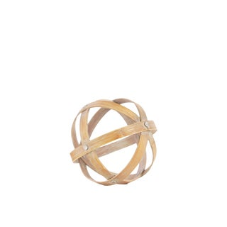 Bamboo Orb Dyson Sphere Design