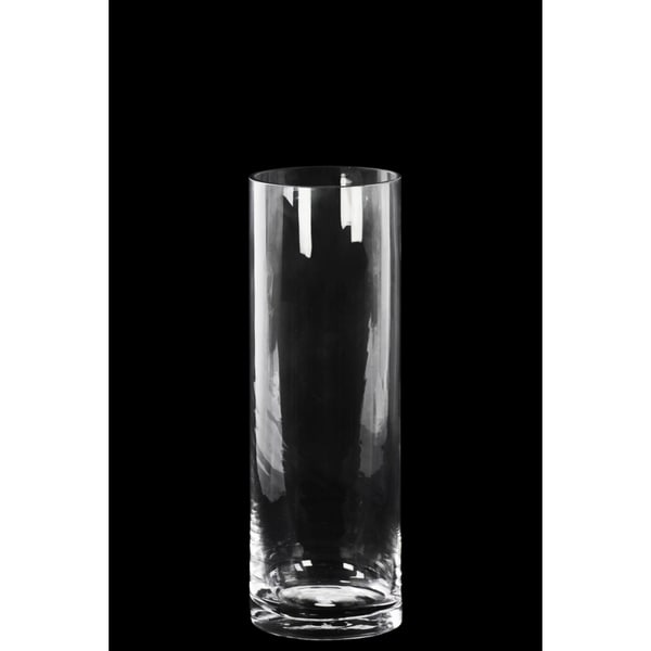 shop tall glass cylinder vase free shipping on orders over 45 11607977. Black Bedroom Furniture Sets. Home Design Ideas
