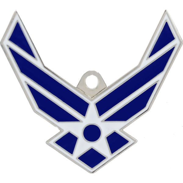 United States Air Force Logo Keychain
