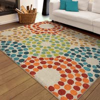 Clay Alder Home Casco Indoor/ Outdoor Multi Area Rug - 7'8 x 10