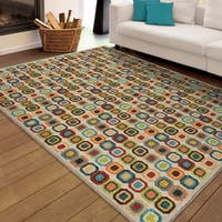 Palm Canyon Salvia Multi Area Rug - 7'8 x 10'10