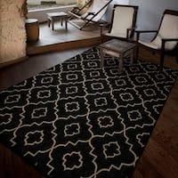 Carbon Loft Wilmut Indoor/ Outdoor Trellis Area Rug - 5'2 x 7'6