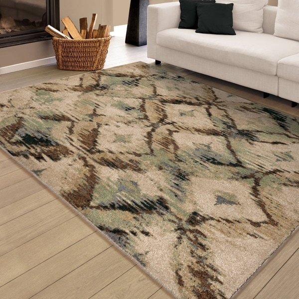 Shop Carolina Weavers Brilliance Collection Called Beige