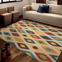 Palm Canyon Saragossa Multi Area Rug (5'3 x 7'6)