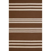 "Panama Jack Signature Parallel Indoor/Outdoor Area Rug (7'10"" x 9'10"") - 7'10 x 9'10"