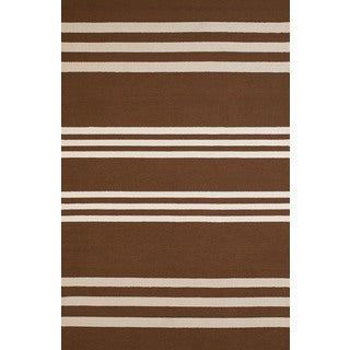 "Panama Jack Signature Parallel Indoor/Outdoor Area Rug (5' x 7'6"")"