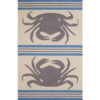 Panama Jack Signature Crab Shack Indoor/Outdoor Area Rug - 5' x 7'6