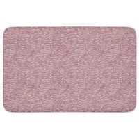 Gentle Waves At Sunset Bath Mat