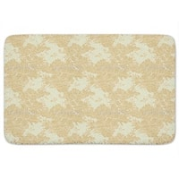 Golden Times Bath Mat