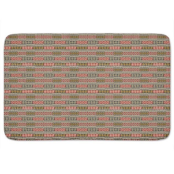 Heliolatry Bath Mat