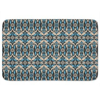 Historic Leaves Bath Mat