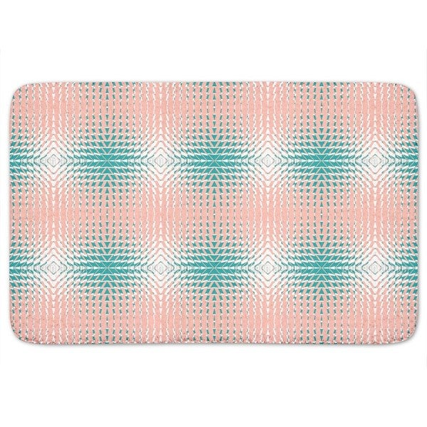 Kaleidoscope Four Bath Mat