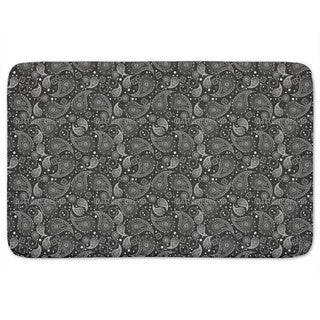 Wonderful Paisley Fantasy Bath Mat