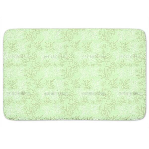 Winter Limbs Bath Mat