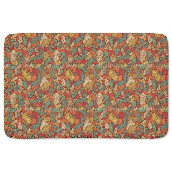 Visit The Mad Hair Maker Bath Mat