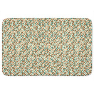 Victoryias Christmas Cookies Bath Mat