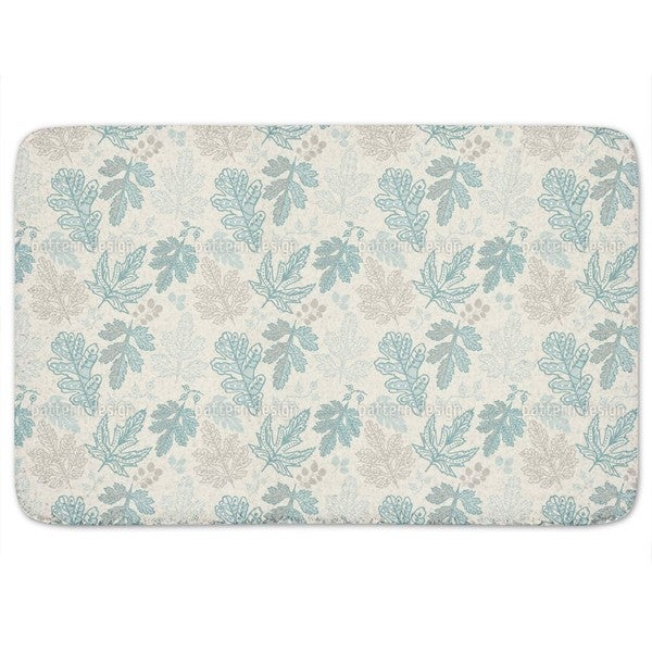The Soul Of The Leaves Bath Mat