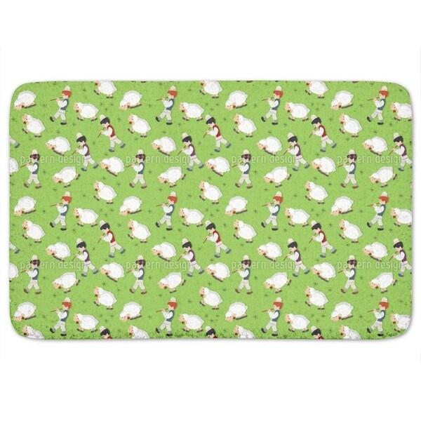 The Little Shepherds Bath Mat