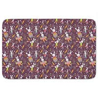 The Bunny Band Bath Mat