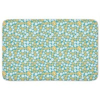 Sweet Buttons Bath Mat