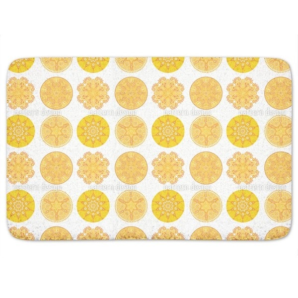 Sun Of The East Bath Mat