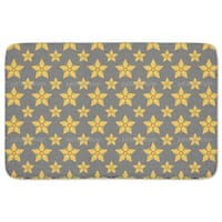 Starflowers Bath Mat