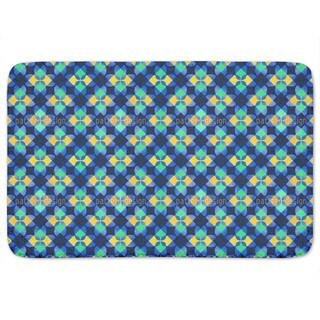 Square Mosaic Bath Mat (3 options available)