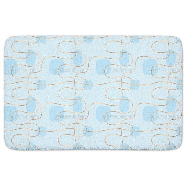 Springdots Bath Mat