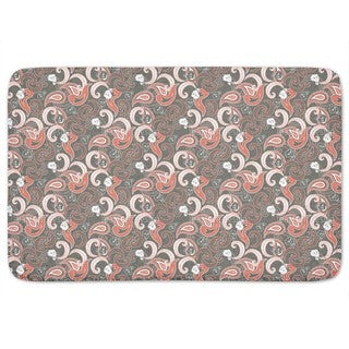 Rocking Orient Grey Bath Mat