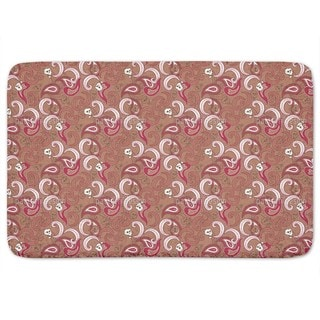 Rocking Orient Brown Bath Mat