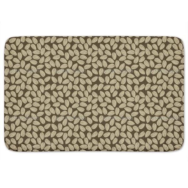 Roasted Almonds Bath Mat