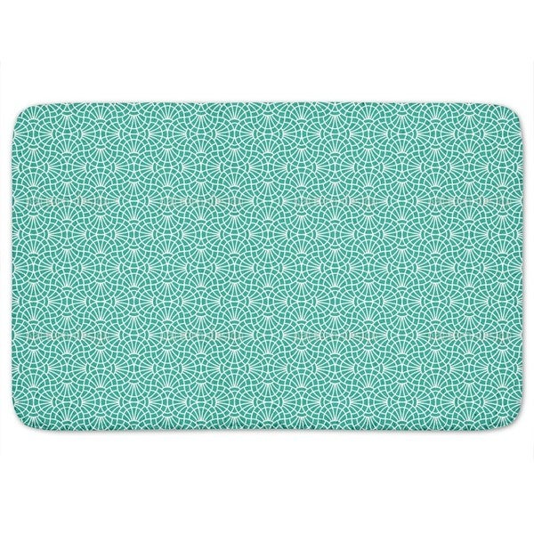 Pave The Wave Bath Mat