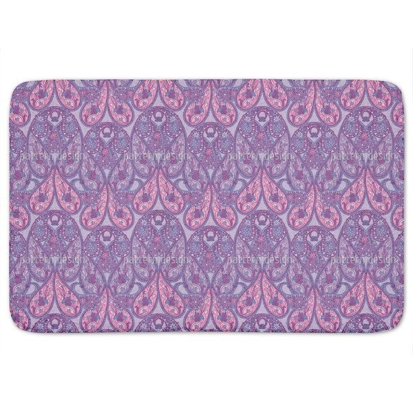 Paisley Exquisite Bath Mat