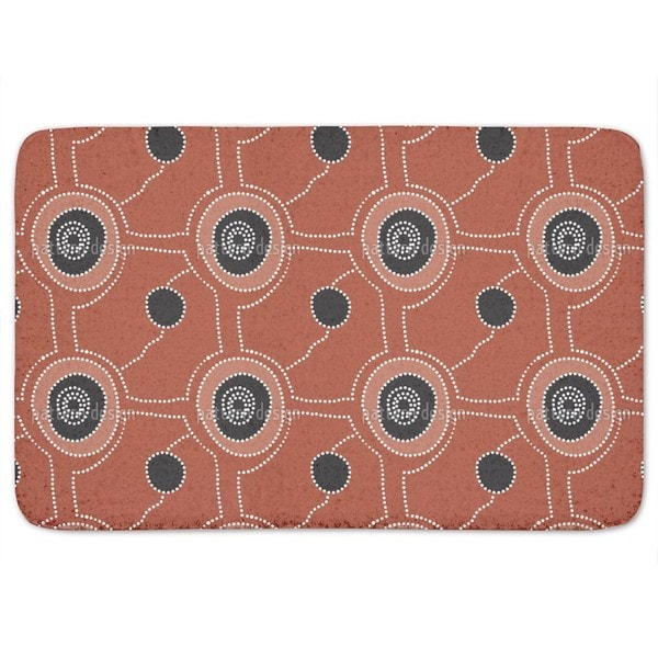 Outback Crossing Bath Mat