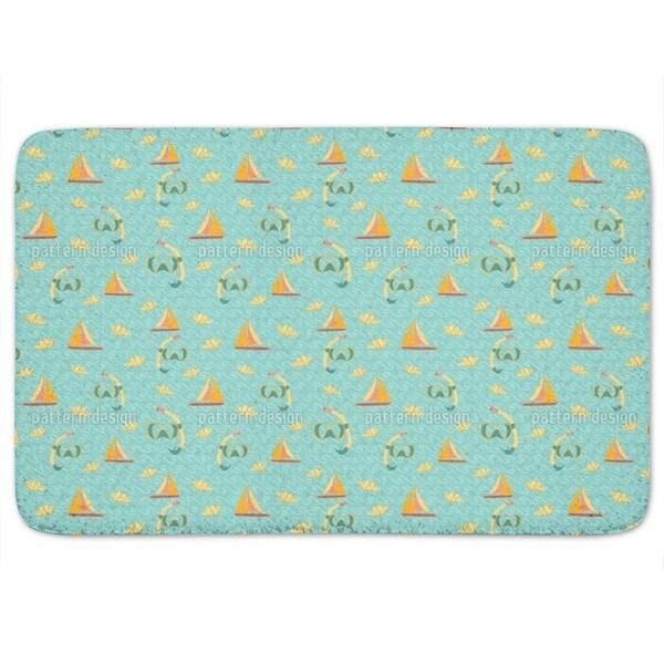 Ocean Fun Bath Mat
