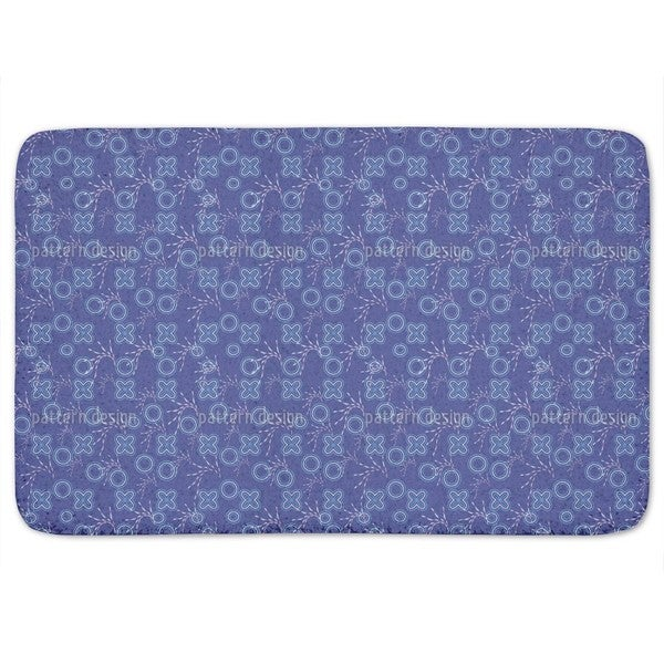 New Years Eve In Tokyo Bath Mat