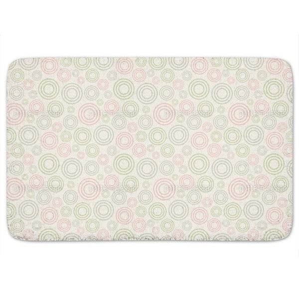 Soft Drops Powder Bath Mat