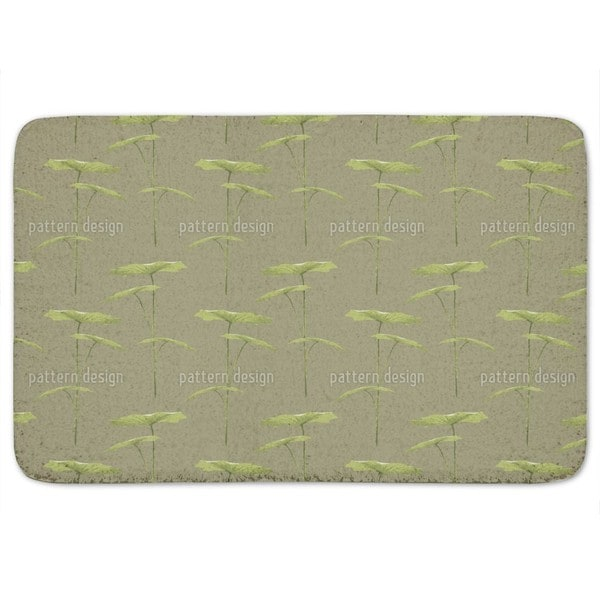 Rain Forest Impression Bath Mat