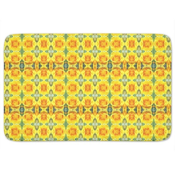 Queen Of Roses Bath Mat